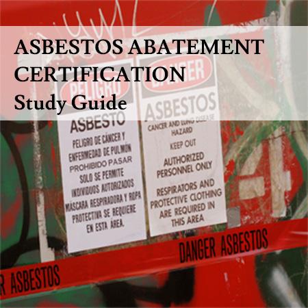 Peerless Study Guide Asbestos Abatement Certification