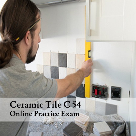 Ceramic-Tile-C-54-Online-Practice-Exam