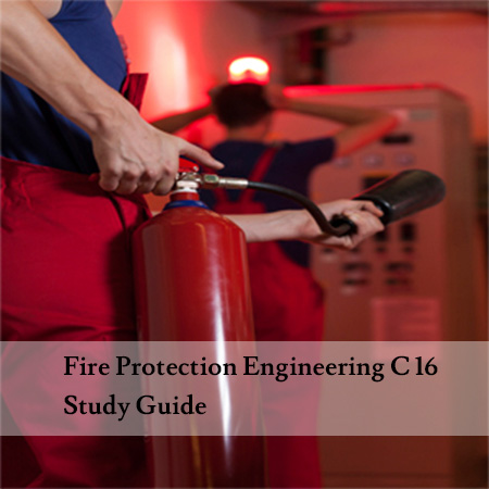 Peerless Study Guide Fire Protection Engineering C 16