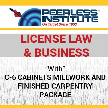 Cabinets Millwork Finished Carpentry C 6 ONLINE Practice Exam