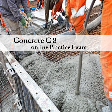 Concrete-C-8-Online-Practice-Exam