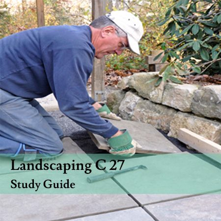 Peerless Study Guide Landscaping C 27