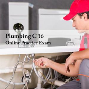 Plumbing-C-36-Online-Practice-Exam