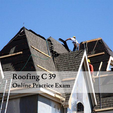 Roofing-C-39-Online-Practice-Exam