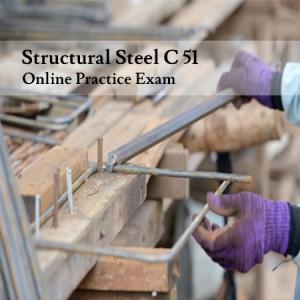 Structural-Steel-C-51-Online-Practice-Exam