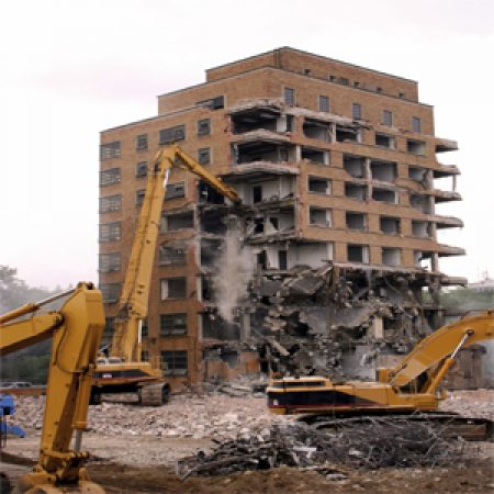 C-21 Building Moving/Demolition